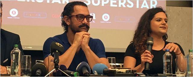 Aamir Khan Basın Mensuplarıyla Buluştu!