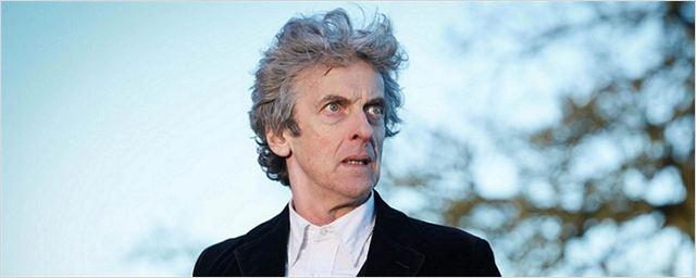 Doctor Who: Vedaya Hazırlanan Peter Capaldi'ye İlk Bakış