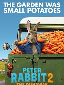 Peter Rabbit: Kaçak Tavşan Dublajlı Fragman (2)