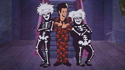 Tom Hanks Cadılar Bayramı Animasyonu İle Geliyor!
