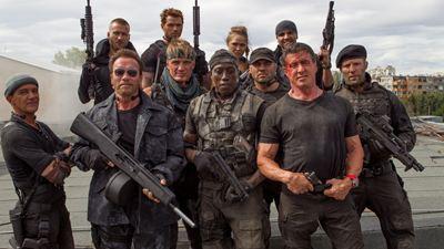 Sylvester Stallone'dan 'Expendables 4' Göndermesi!