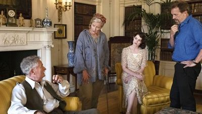 "Emma Thompson ve Jim Broadbent, Agatha Christie Uyarlaması ""Why Didn't They Ask Evans?"" Kadrosunda!"