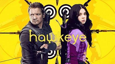 Hawkeye Posterinin Yıldızı Lucky the Pizza Dog!