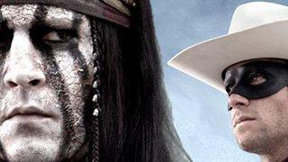 'The Lone Ranger' Filminden İlk Fragman