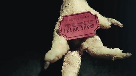 American Horror Story: Freak Show'dan İlk Poster!