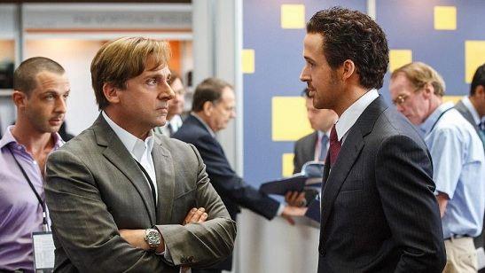 Christian Bale ve Brad Pitt'li The Big Short'tan Yeni Poster!
