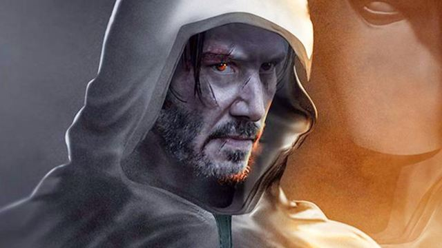 Keanu Reeves, Marvel Dizisi Moon Knight'a Dahil Olacak Mı?