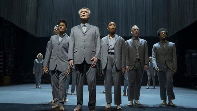 "Broadway Müzikal Filmi ""David Byrne's American Utopia""dan Fragman!"