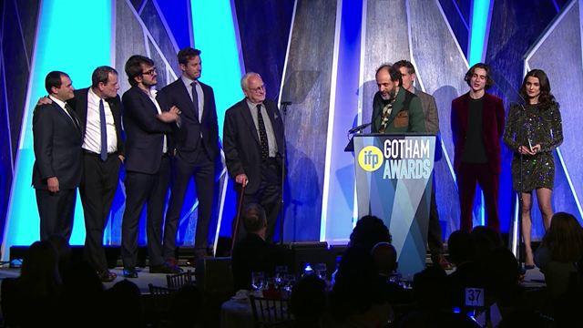 Gotham Adayları Açıklandı ve Ödül Sezonu Başladı