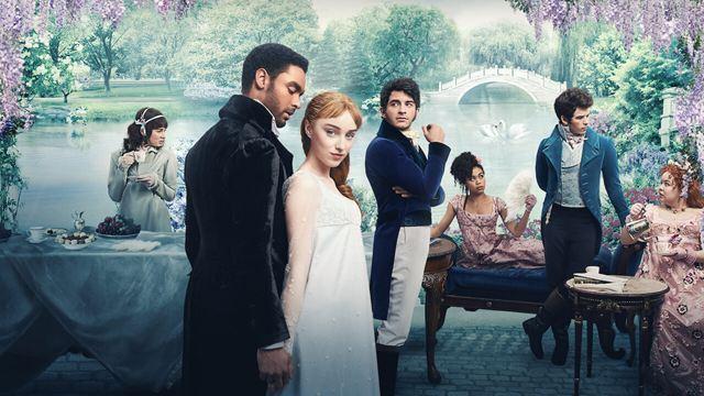 """""""Bridgerton"""", Netflix'ten 3. ve 4. Sezon Onaylarını Aldı"""