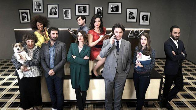 'Call My Agent!'ın Beşinci Sezon ve Sinema Uyarlaması Hazırlıkları Başladı