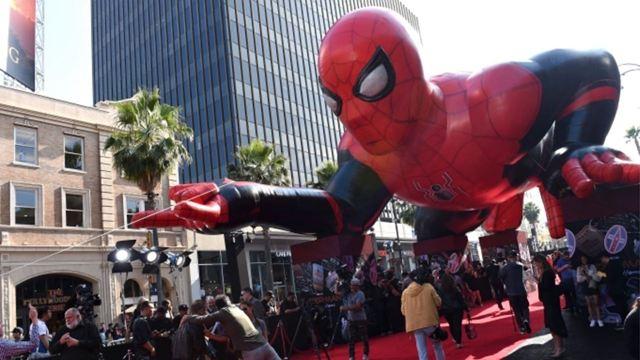 Spider-Man Filmleri, Disney+'ta Yayınlanacak