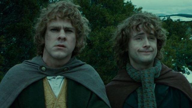 Lord of The Rings'in Peregrin Took'u ve Merry Brandybuck'ı Podcast'e Başladı