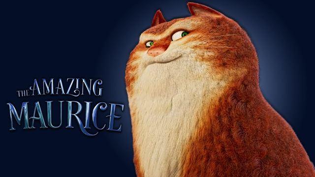 'The Amazing Maurice'in Animasyon Uyarlamasına Yıldız İsimler!