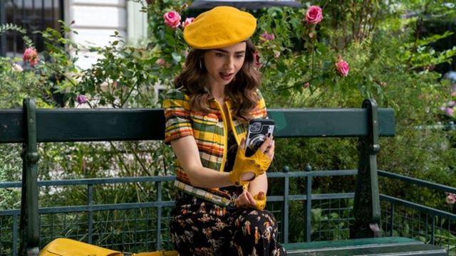 Emily In Paris 2. Sezonundan Yeni Görseller!