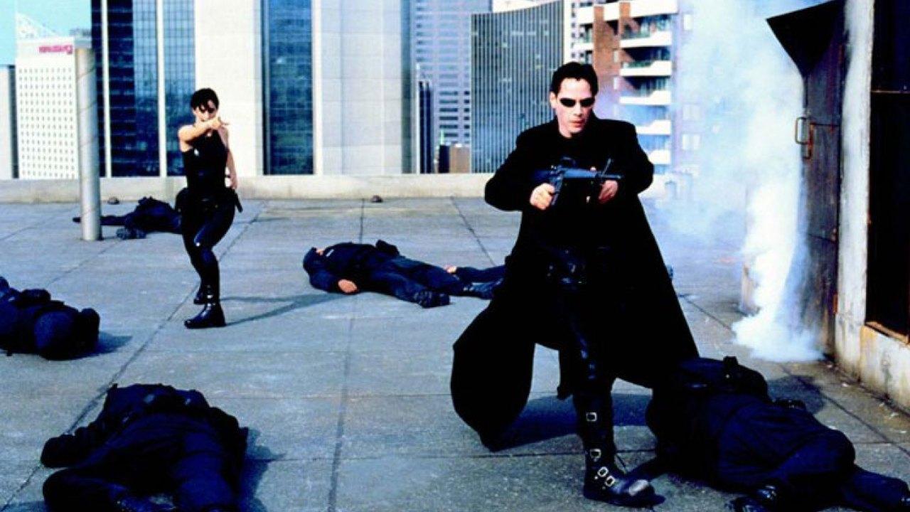 Matrix 4 Setinden Keanu Reeves ve Carrie-Anne Moss'lu Yeni Video ...