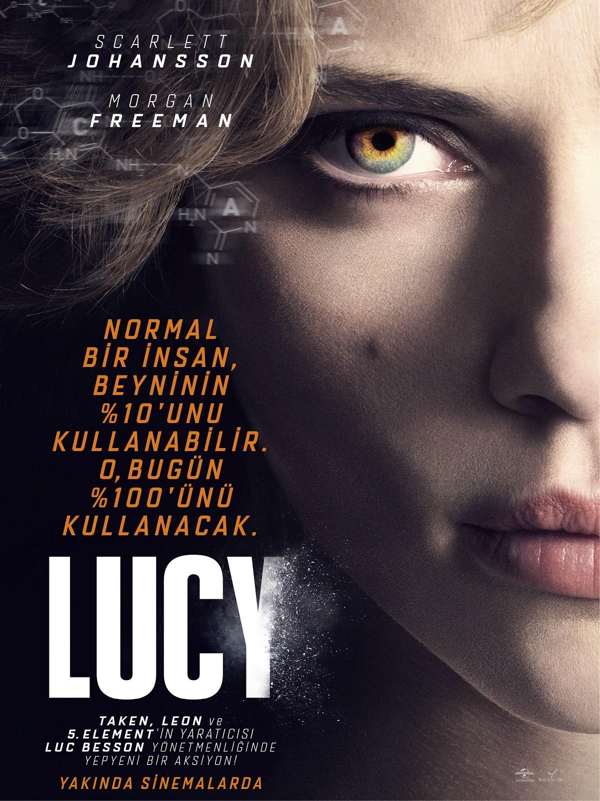 Lucy - film 2014 - Beyazperde.com