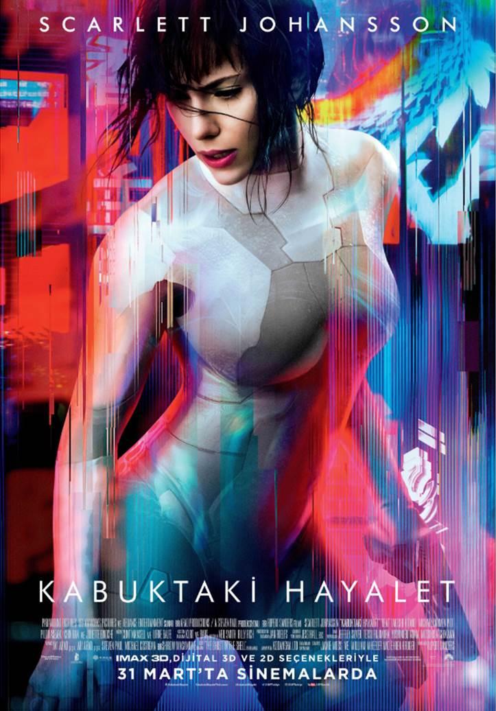 Kabuktaki Hayalet  Türkçe Dublaj Seçenekli Film indir 3D-720P-1080P