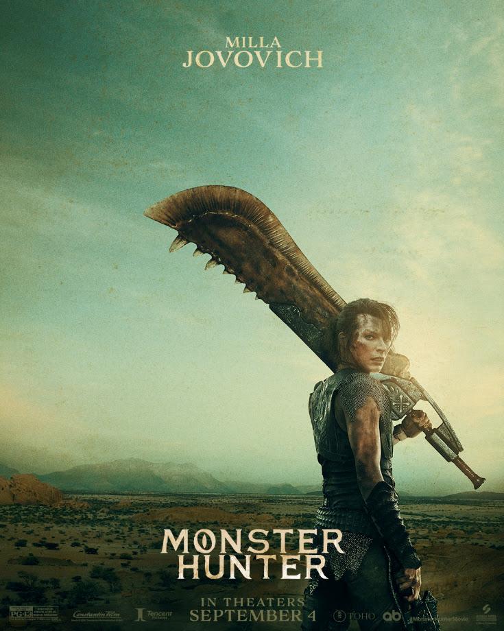 Canavar Avcısı - Monster Hunter - Beyazperde.com