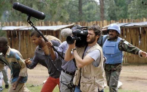 Hotel Rwanda : Fotograf Joaquin Phoenix, Terry George