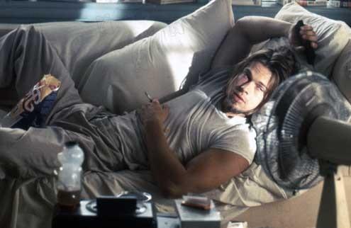 True Romance: Brad Pitt