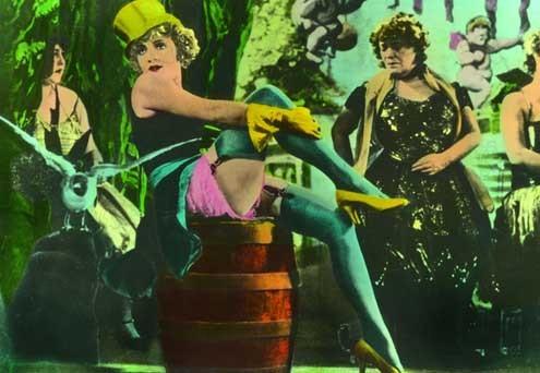 The Blue Angel: Marlene Dietrich