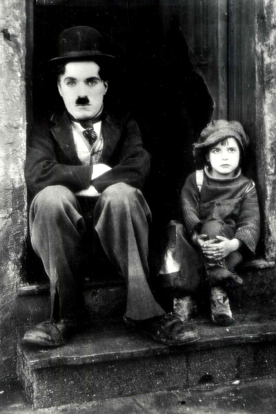 Yumurcak: Charles Chaplin