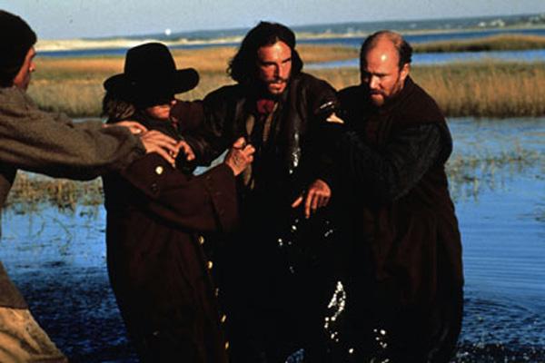The Crucible: Nicholas Hytner, Daniel Day-Lewis