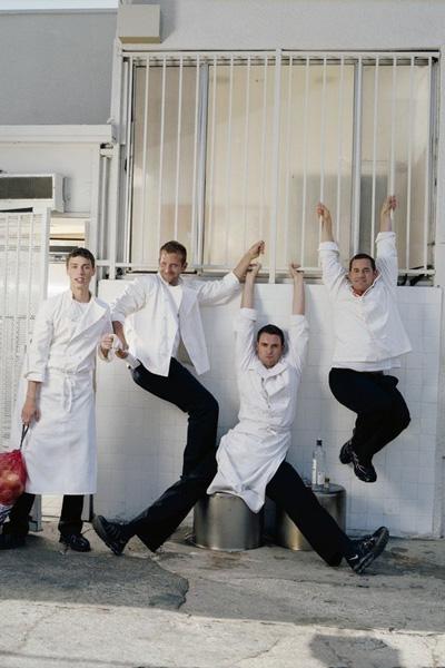 Kitchen Confidential : Fotograf Bradley Cooper, John Francis Daley, Nicholas Brendon, Owain Yeoman