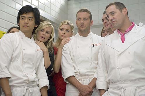 Kitchen Confidential : Fotograf Bonnie Somerville, Bradley Cooper, Jaime King, John Cho, Nicholas Brendon