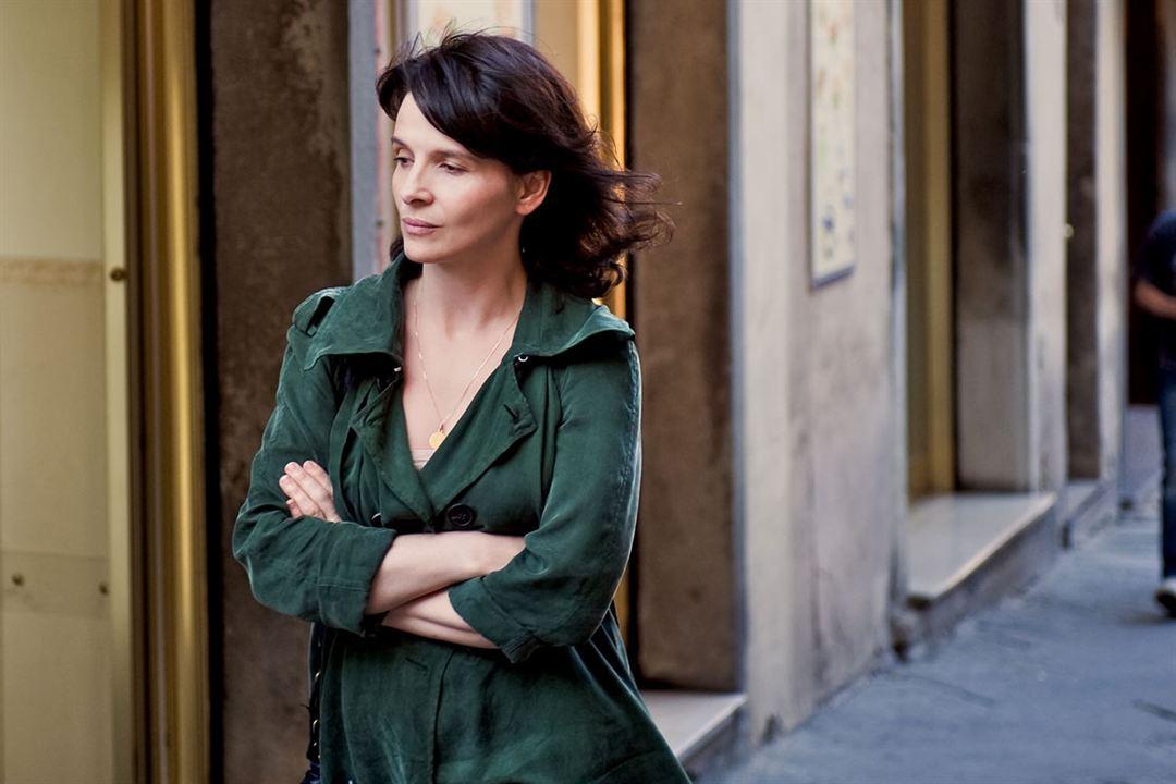 Aslı Gibidir: Juliette Binoche