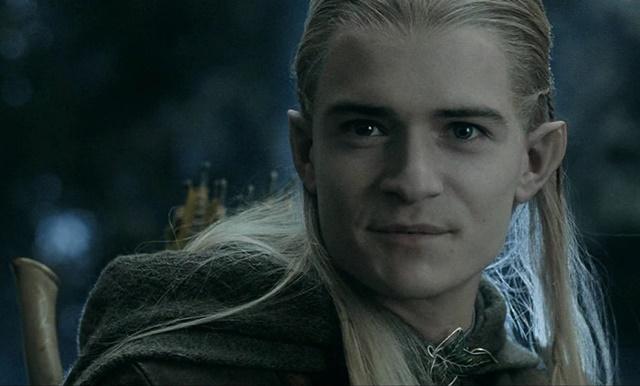 Yüzüklerin Efendisi - Legolas