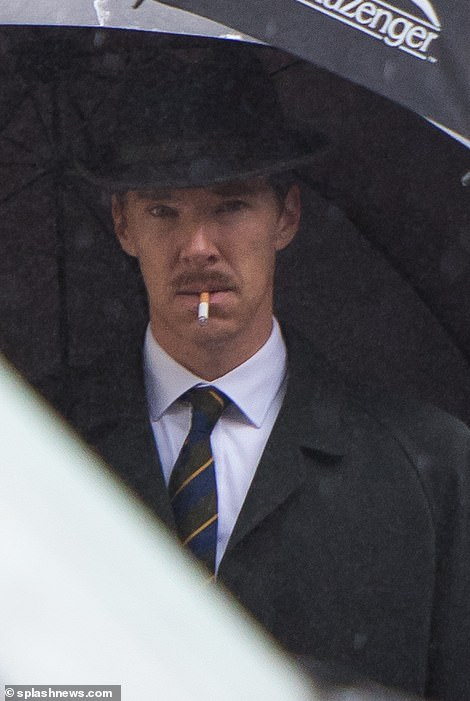 "Benedict Cumberbatch'li ""Ironbark""tan Set Kareleri Geldi!"