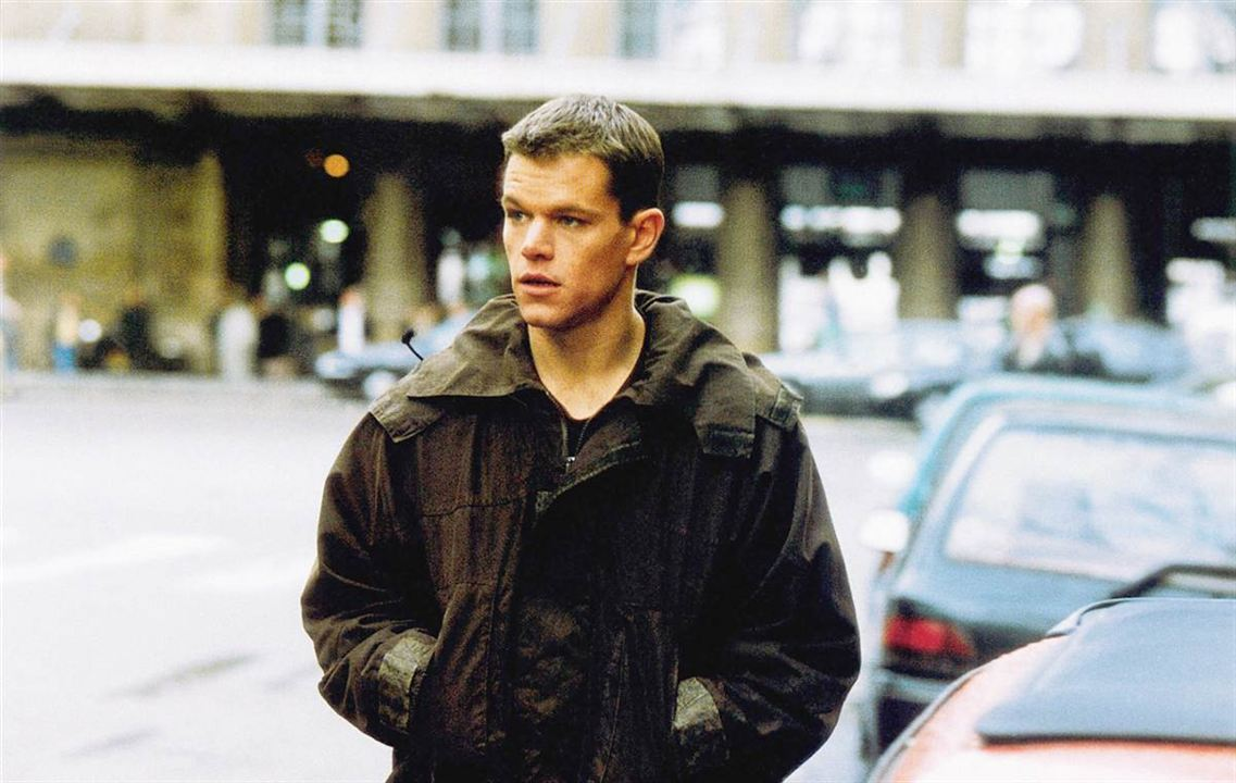 Matt Damon - Bourne Serisi