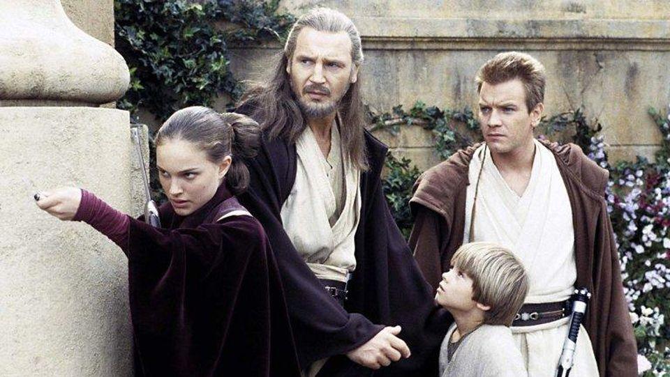 Star Wars: Bölüm I - Gizli Tehlike
