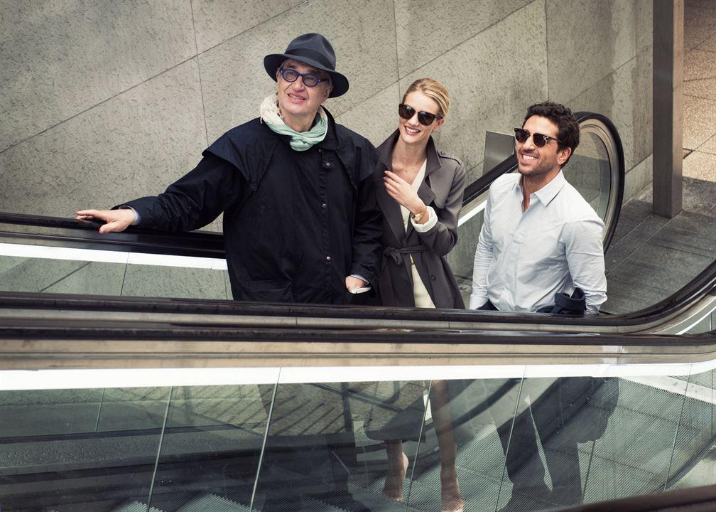 Fotograf Elyas M'Barek, Rosie Huntington-Whiteley, Wim Wenders