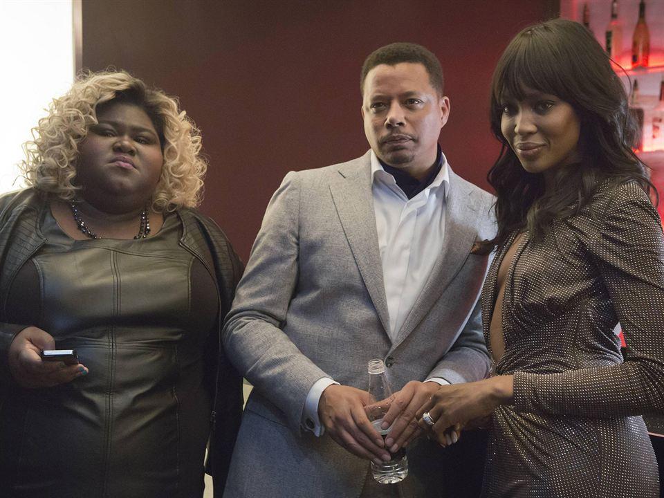 Fotograf Gabourey Sidibe, Naomi Campbell, Terrence Howard