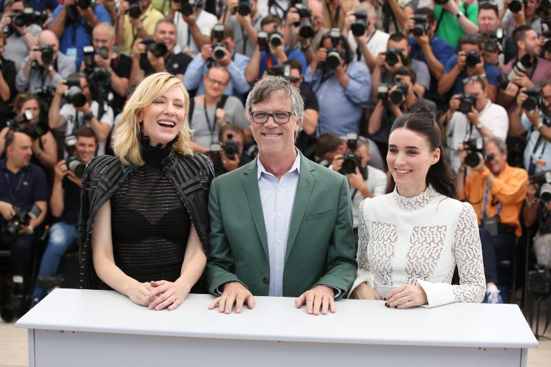 Carol : Vignette (magazine) Cate Blanchett, Rooney Mara, Todd Haynes