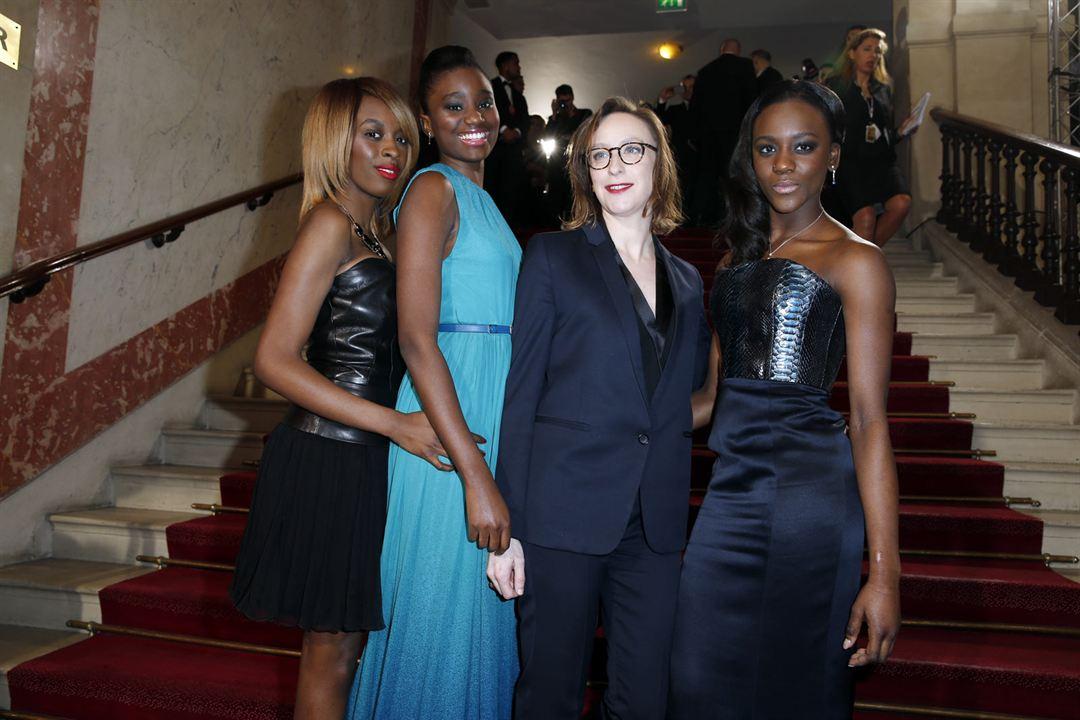 Kızlar Çetesi: Lindsay Karamoh, Céline Sciamma, Karidja Touré, Assa Sylla
