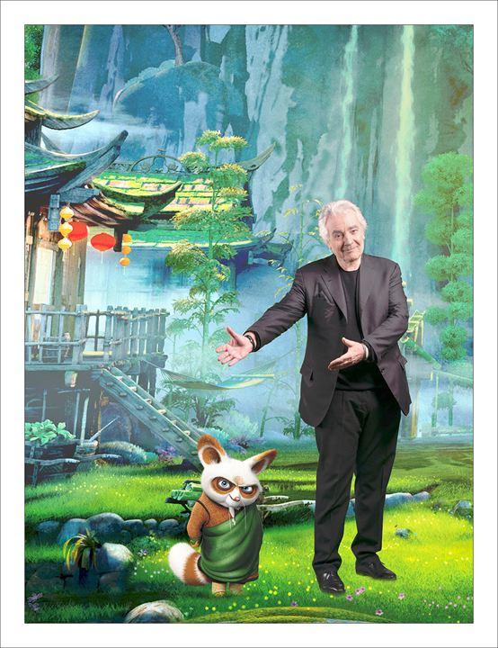 Kung Fu Panda 3: Pierre Arditi