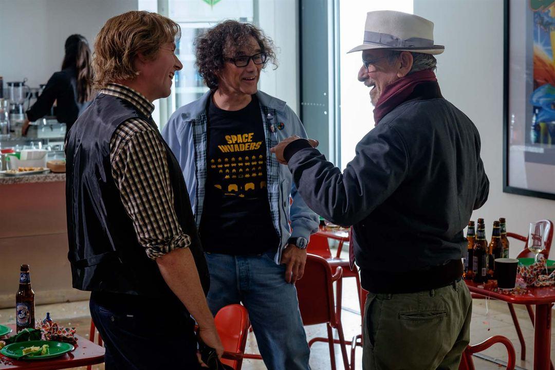 Baslat Ready Player One : Fotograf Steven Spielberg