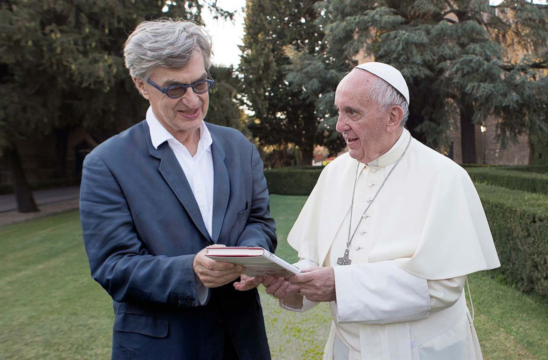 Pope Francis - A Man of His Word : Fotograf Wim Wenders