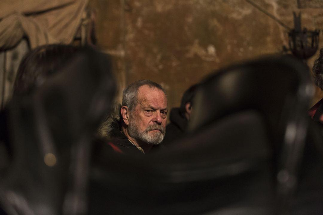Don Kisot'u Öldüren Adam : Fotograf Terry Gilliam