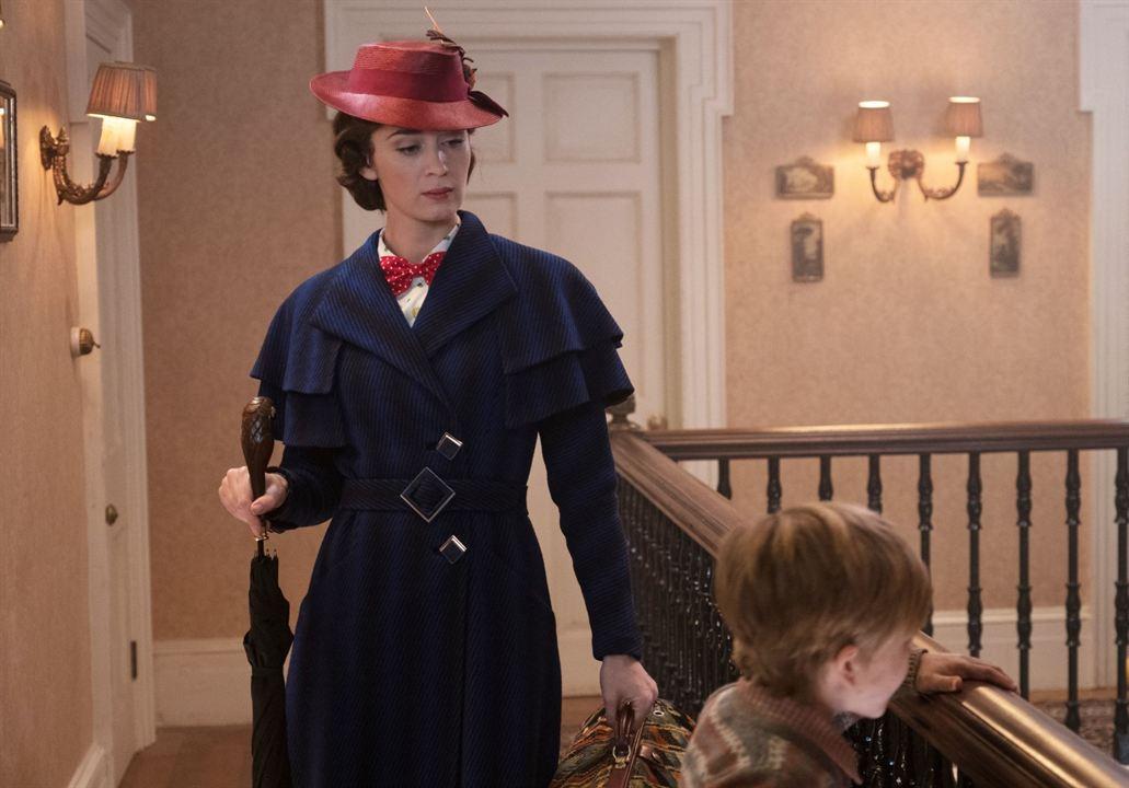 Mary Poppins: Sihirli Dadı: Emily Blunt