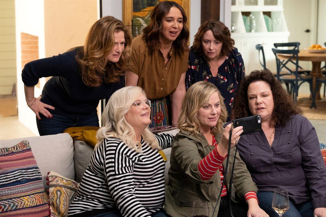 Tatsiz Tatil : Fotograf Amy Poehler, Ana Gasteyer, Maya Rudolph, Paula Pell, Rachel Dratch