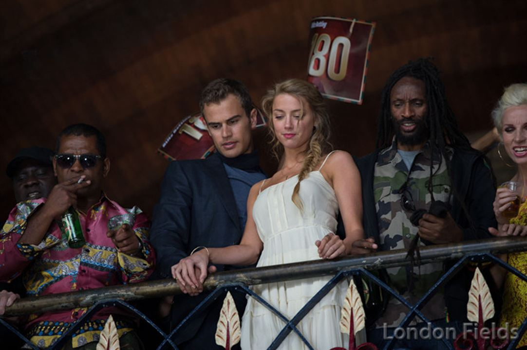 London Fields : Fotograf Amber Heard, Theo James
