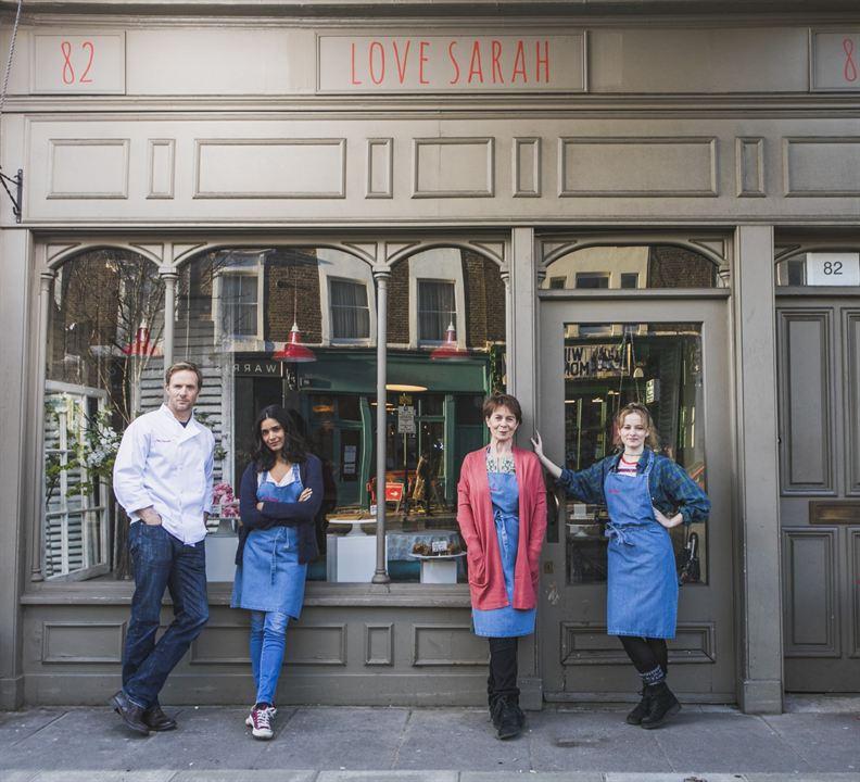 Love Sarah : Fotograf Celia Imrie, Rupert Penry-Jones, Shannon Tarbet, Shelley Conn