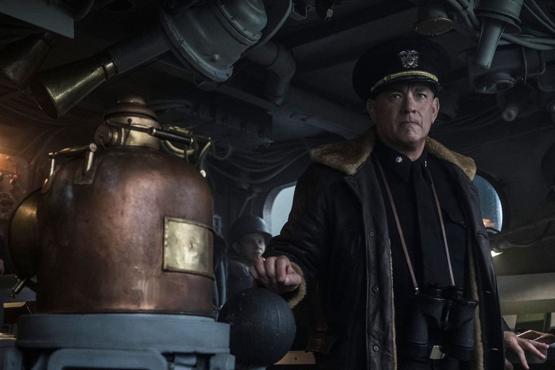 Atlantik Savasi : Fotograf Tom Hanks