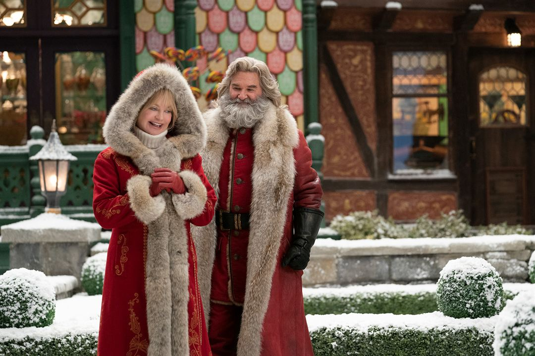 The Christmas Chronicles: Part Two : Fotograf Goldie Hawn, Kurt Russell