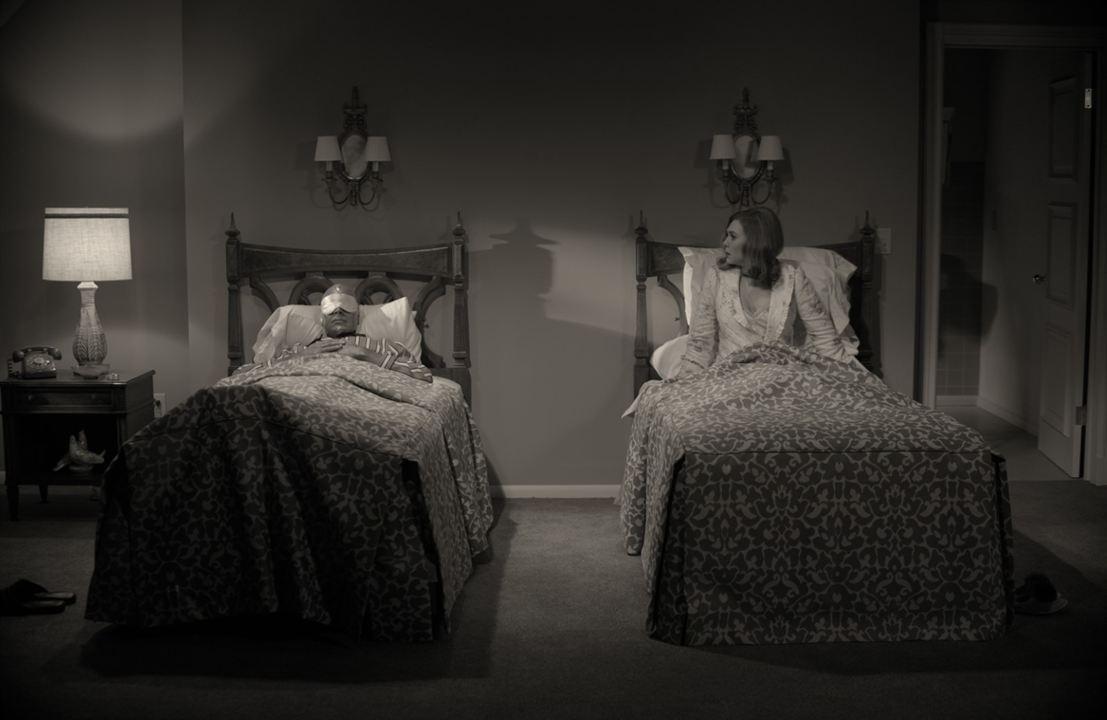 Fotograf Elizabeth Olsen, Paul Bettany